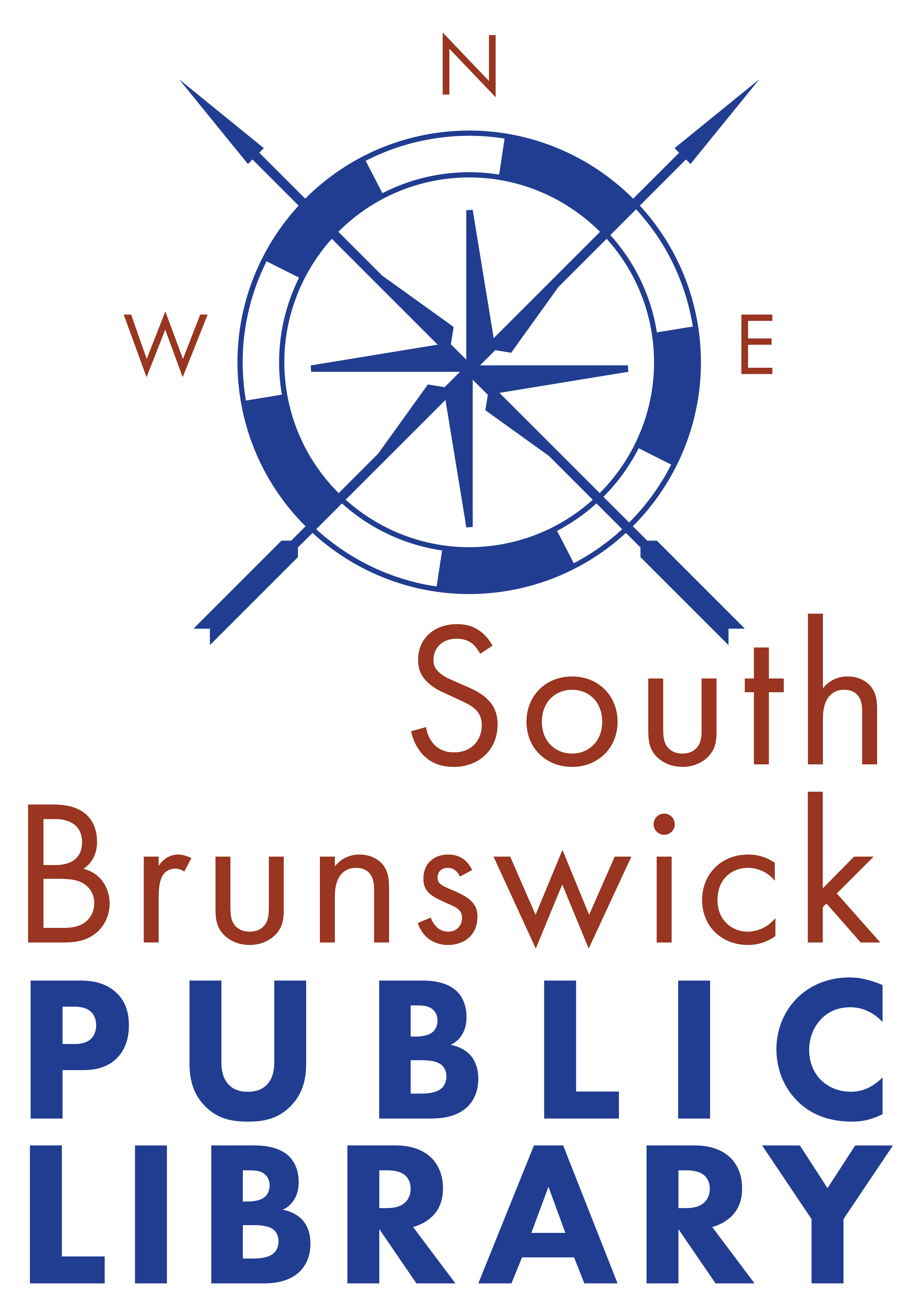 South Brunswick Public Library Logo