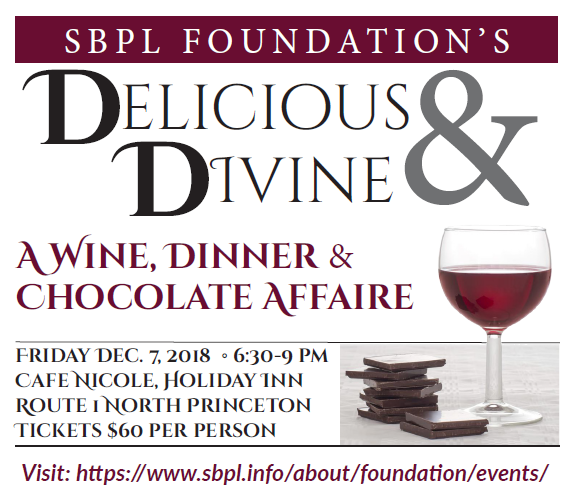 Delicious & Divine – A Wine and Chocolate Affaire