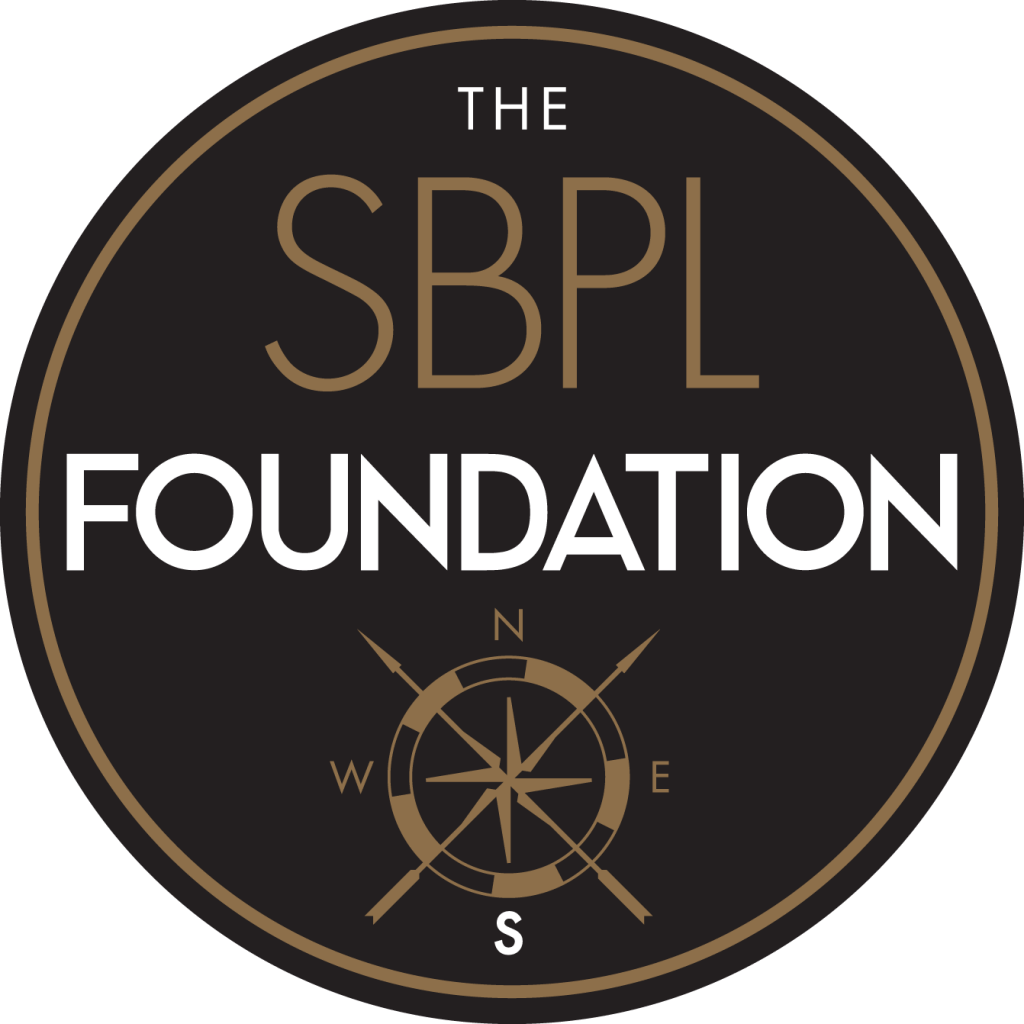 Logo for the South Brunswick Public Library Foundation